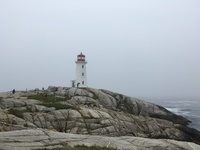 This is a photo of Peggy's Cove