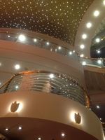 Main foyer/staircase MSC Orchester