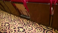 Broken Chair in the Stardust Theater
