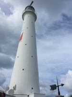 Light house on island tour