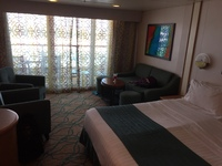 Cabin 8560, Junior Suite