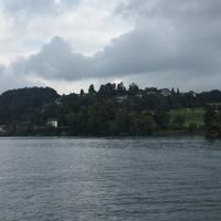 Lake cruise to Luzern.