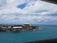 Welcome to Kings Wharf Bermuda. Picture from Suite Balcony