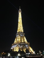 Our tour of the City of Lights.
