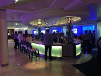 Celebrity Silhouette Martini Bar (aka Ice Bar)