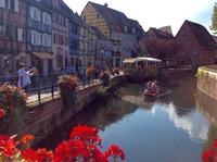 Colmar was an optional excursion from Breisach Germany. This was a beautifu