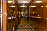 Concierge hall deck 12 forward