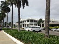 The Grand Pacific Hotel, Suva.