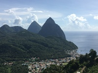 Pitons, Top 10 of St. Kitts