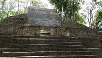 Cahal Pech in Belize.