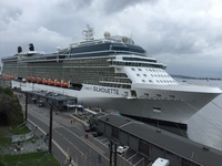 View of Celebrity Silhouette
