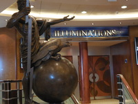 The Illuminations Theatre presented spiffy planetarium shows crafted by the