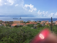 A view or Curacao