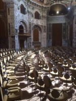 Palermo church/auditorium