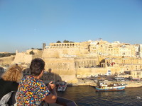 Malta. Note the free elevator above the person's head. Use it and save