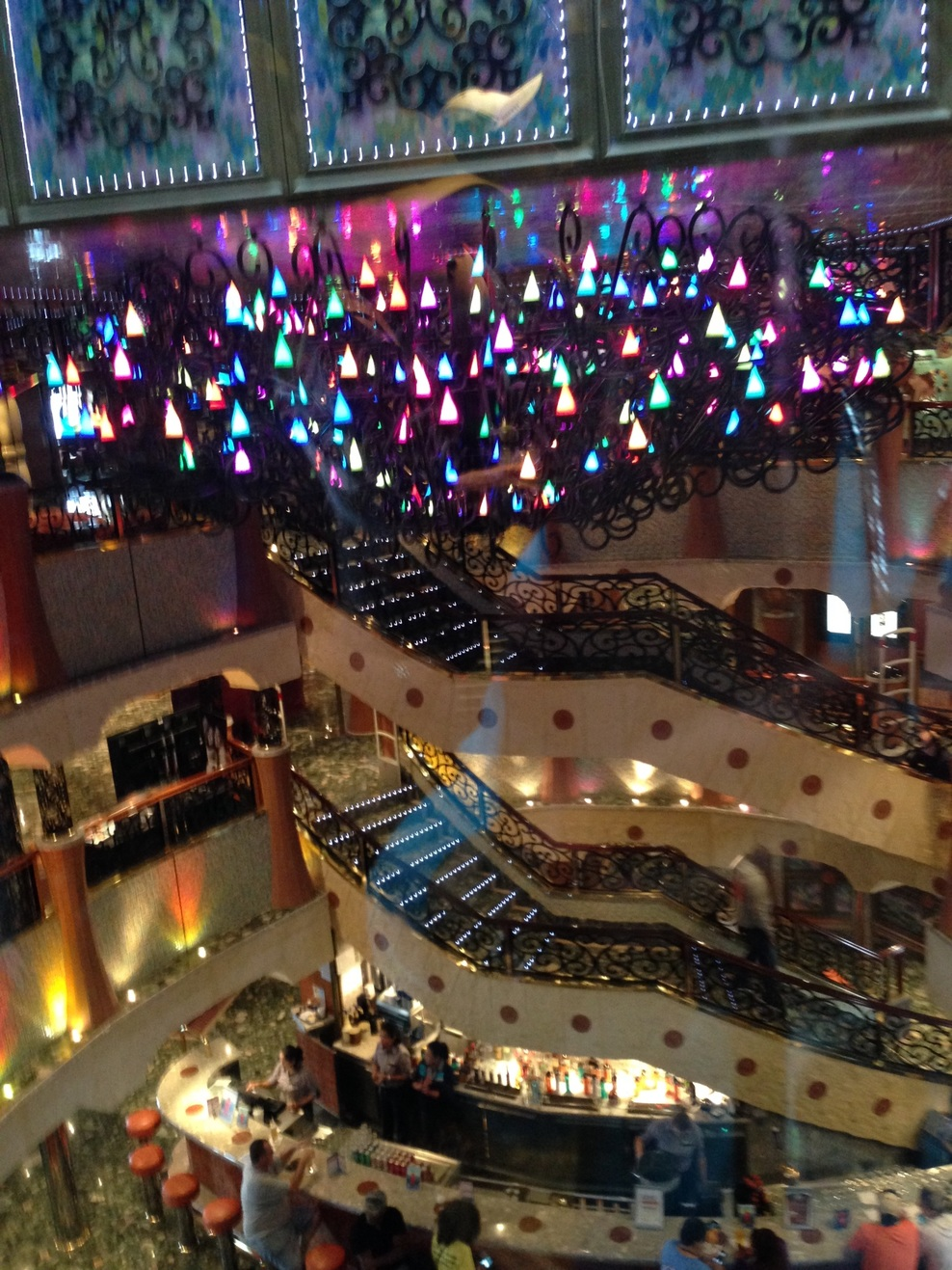 Ship On Carnival Liberty Cruise Ship Cruise Critic