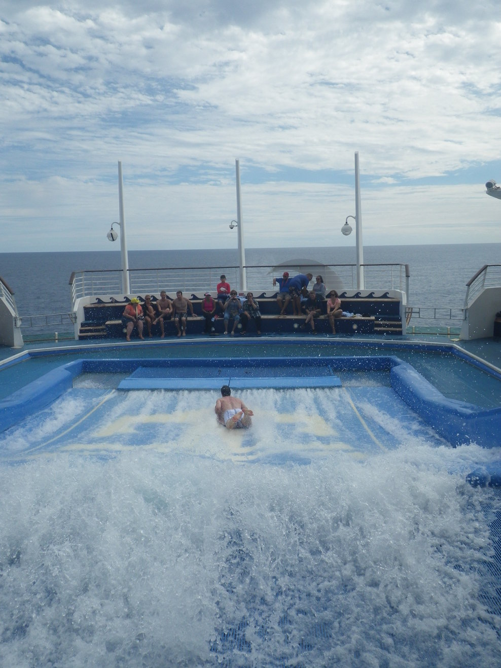 Flowrider on Liberty OTS