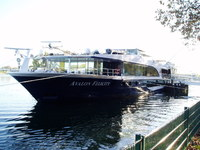 Avalon Felicity at Basel pre-embarkation
