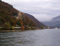 A ttypical Rhine view