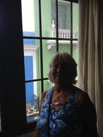 View From Our Room S.J. Suites Old San Juan