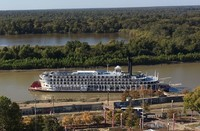 American Queen in Vicksburg, MS