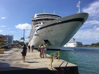 Viking Star in San Juan .