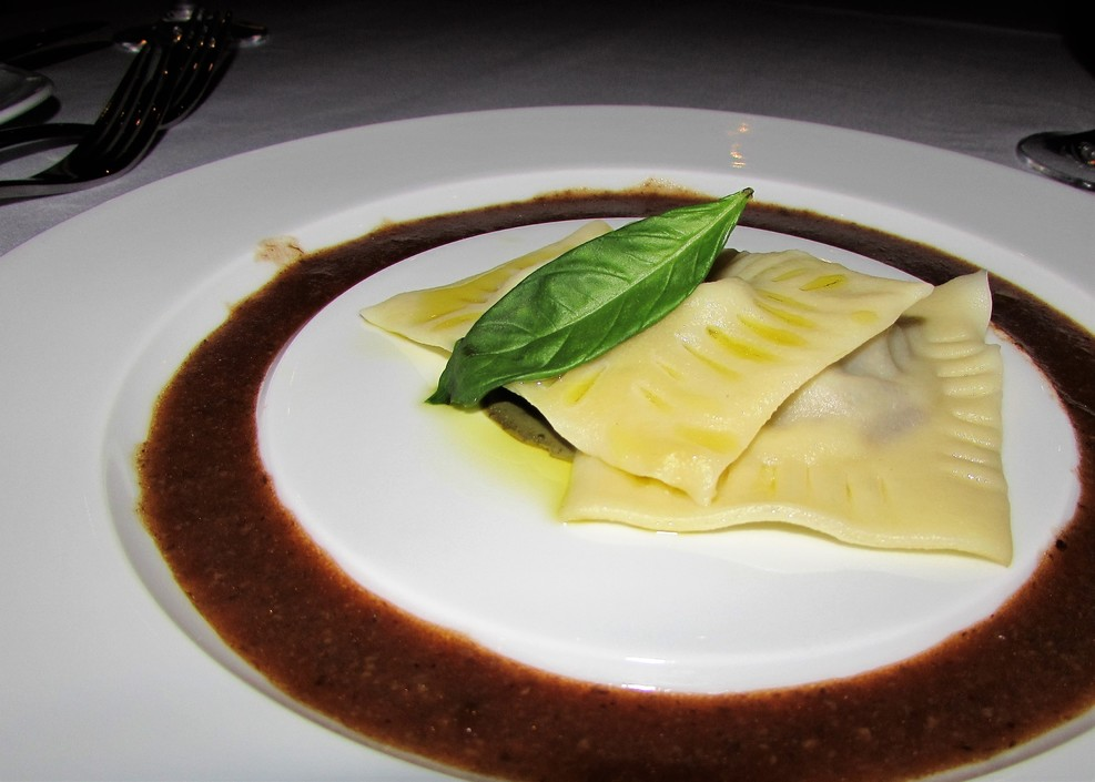 Chef's Table: Braised Short Rib Ravioli