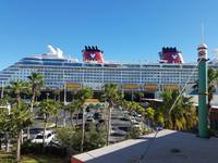 Disney Dream - Embarkation