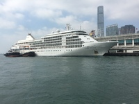Silver Shadow in Hong Kong