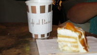Coffee &Dessert at Café al Bacio.