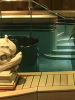 The empty Thermal Spa Pool time stamped 5:48 PM on 19 Nov 2016.