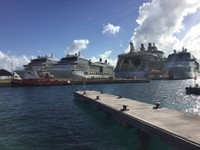 Silhouette, Eclipse, Equinox and Allure of the Seas