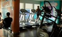 The Exercize Room with Ocean View