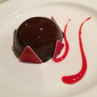 This was a Chocolate Journey dessert - delicious.