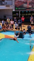 Belly Flop Comp
