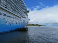 NCL breakaway at St. Lucia