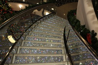 Swarovski Staircase in the Atrium