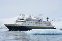 Our Expedition Ship - the National Geographic Orion