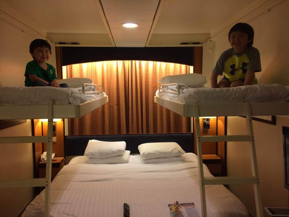 Cabin On Royal Caribbean Brilliance Of The Seas Ship