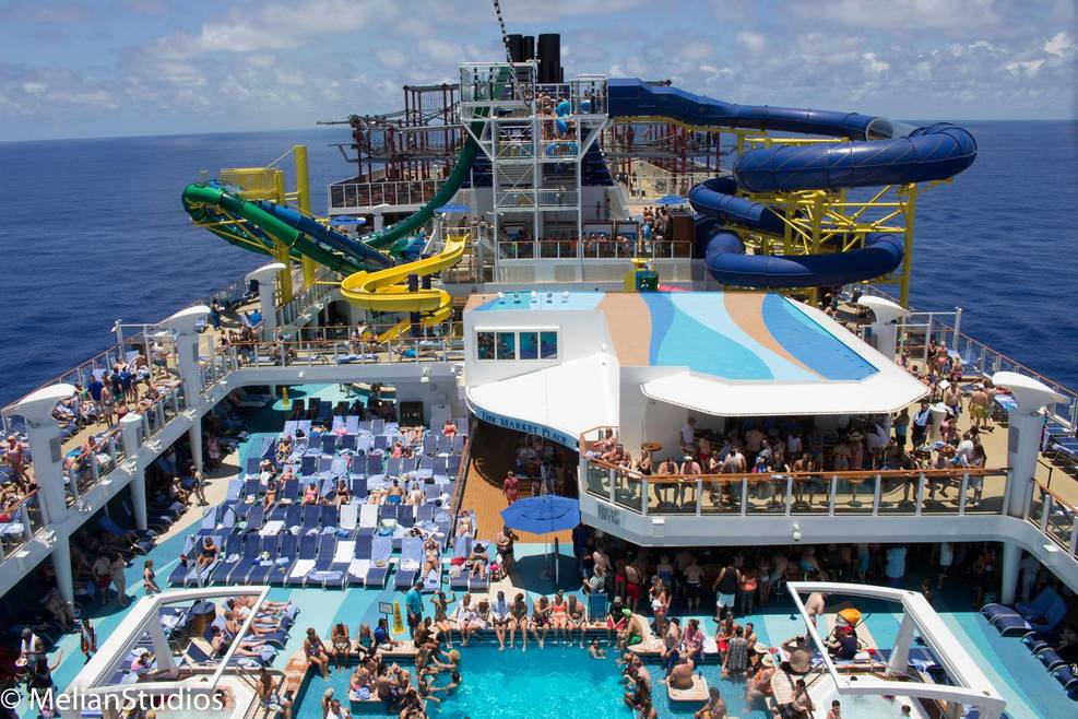 Norwegian Escape Pool