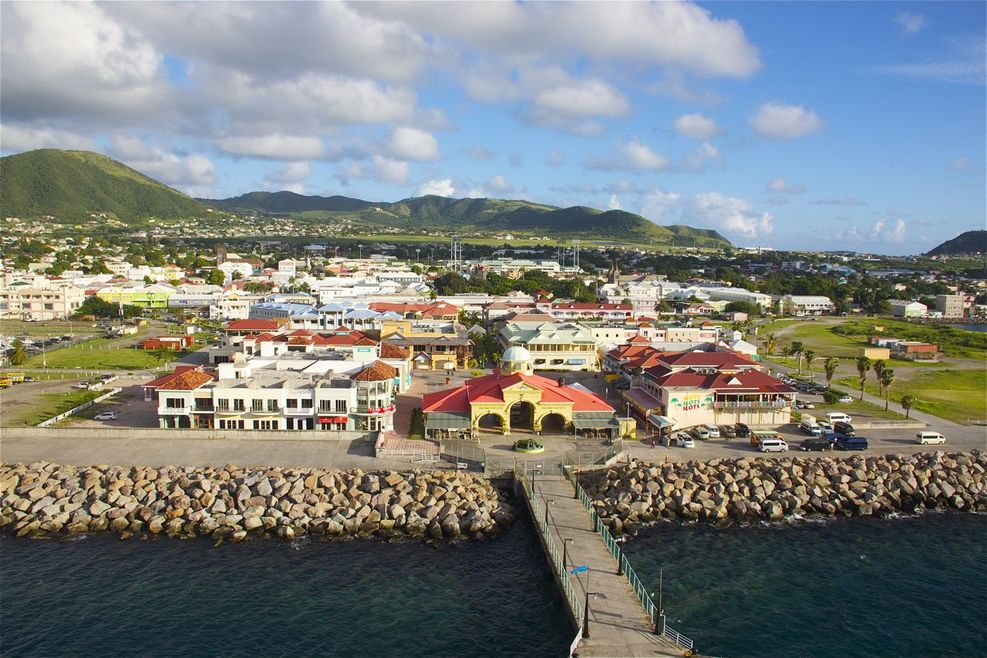Port on celebrity summit cruise ship cruise critic for Port zante st kitts