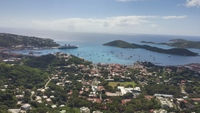 St. Thomas viewing point.