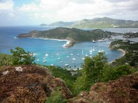 Antigua, English Harbor