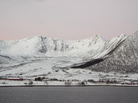 Typical northern scenery from the ship