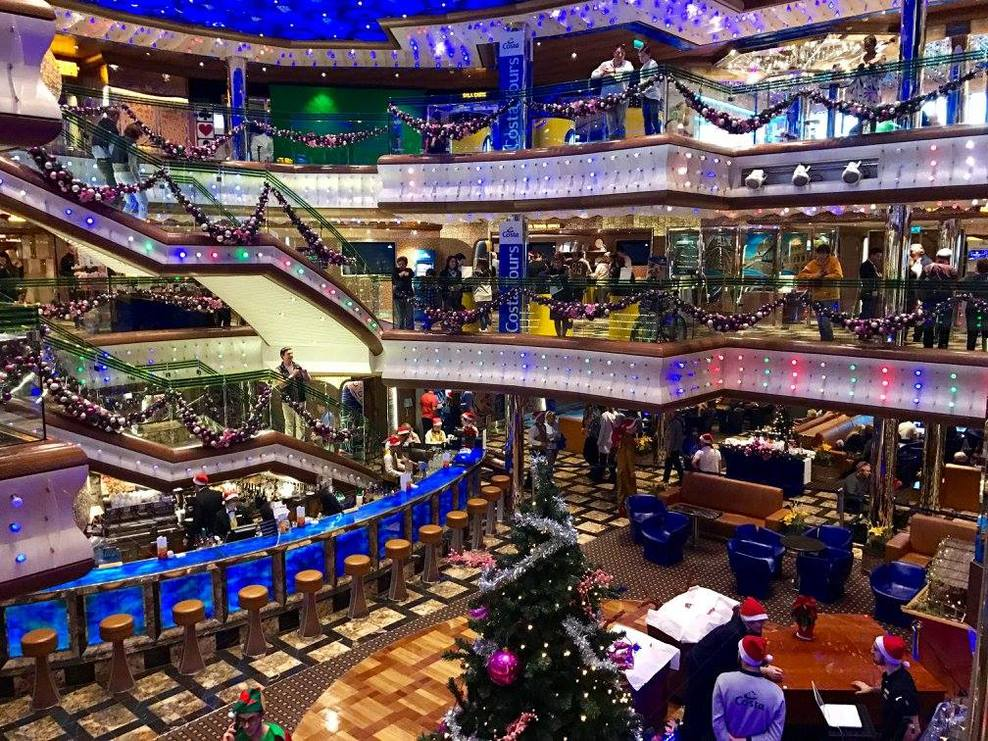 Reviews >> Restaurant, Bar, Lounge, Food on Costa Diadema Ship - Cruise Critic