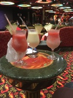 Cocktails at the Comedy Club