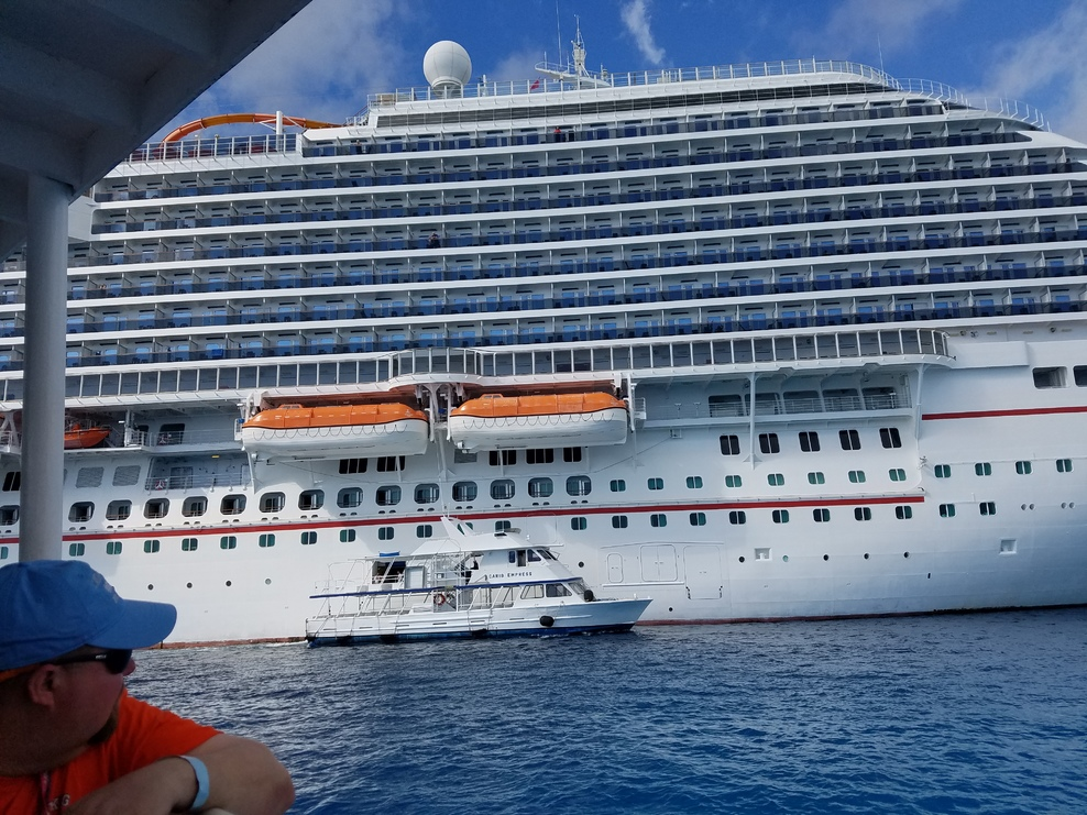 port on carnival breeze cruise ship   cruise critic