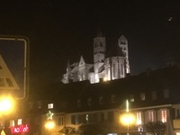 Breisel at night