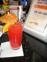 Drink of the Day:  The Fun Ship