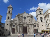 Cathedral - Havana